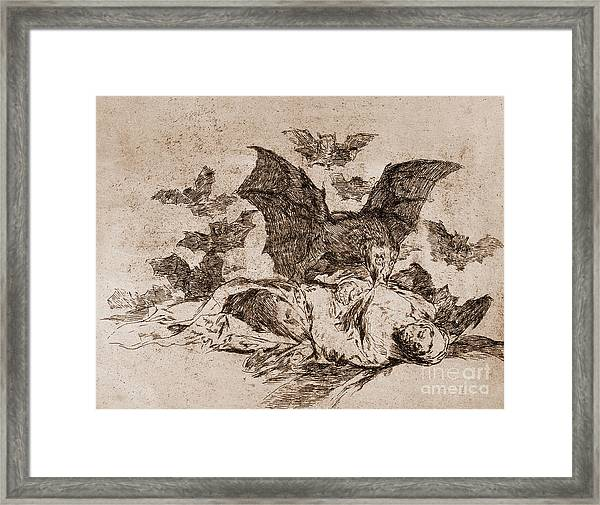 The Consequences Framed Print