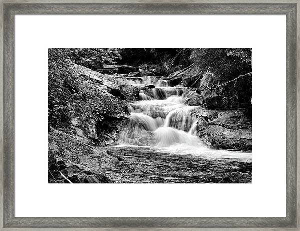 The Falls End Framed Print