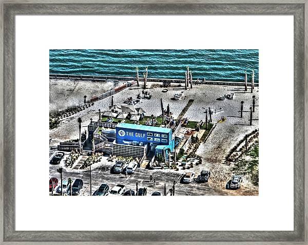 The Gulf Framed Print