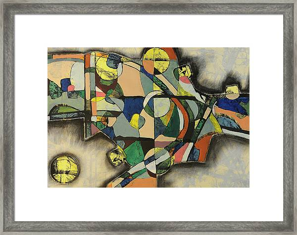 The Life Of Turf Framed Print