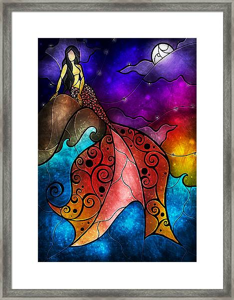 The Little Mermaid Framed Print