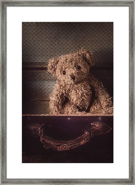 The Little Vagabond Framed Print