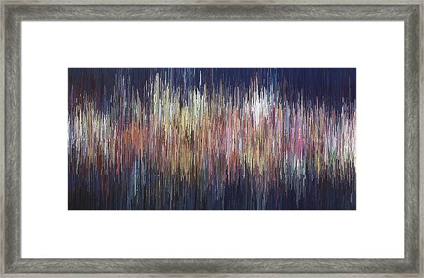 The Look Of Sound Framed Print