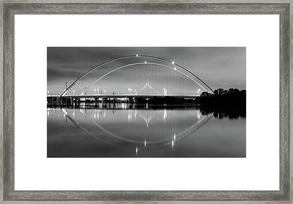 The Margaret Mcdermott Bridge Framed Print
