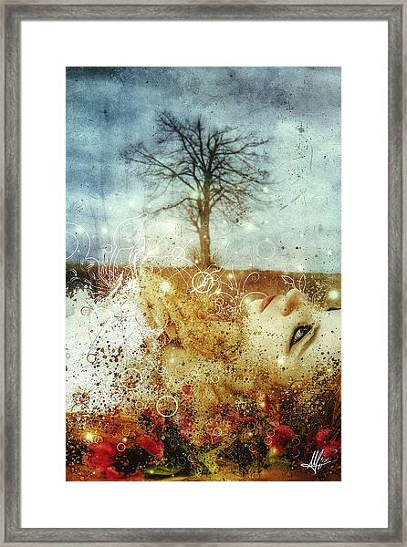 The May Song Framed Print