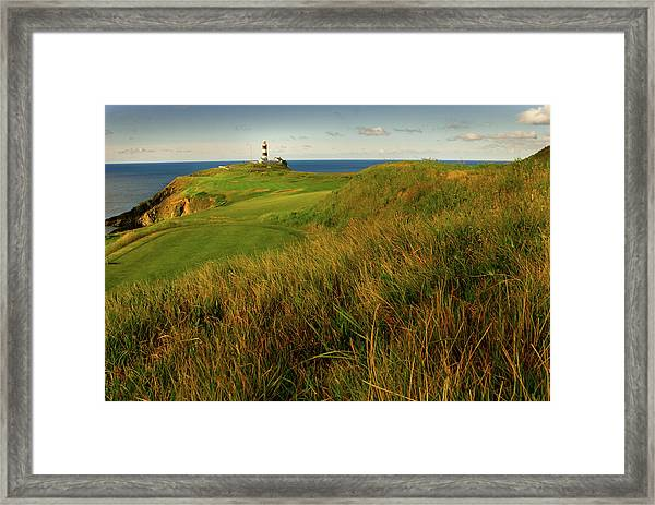 The Old Head Golf Links, Kinsale Framed Print
