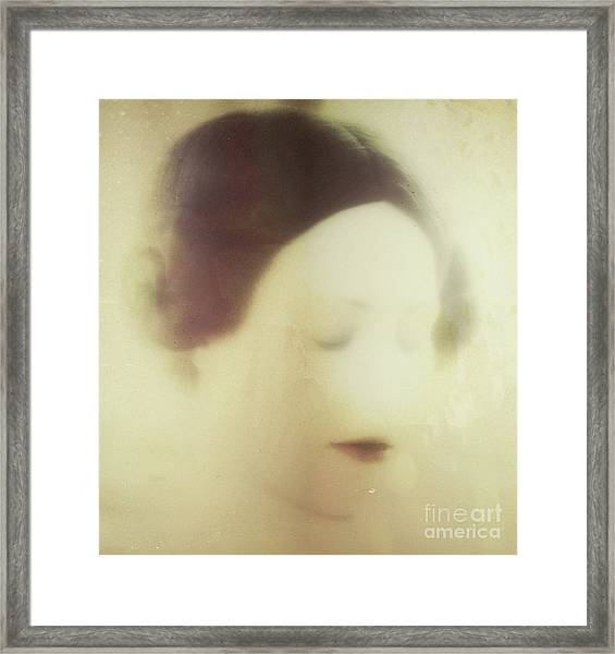 The Portrait  Framed Print by Steven Digman