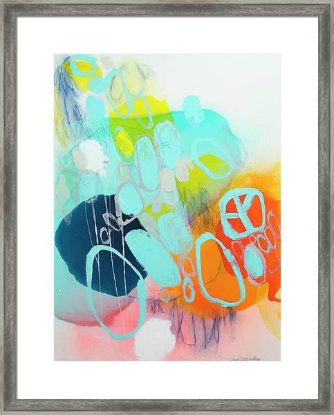 The Right Thing Framed Print