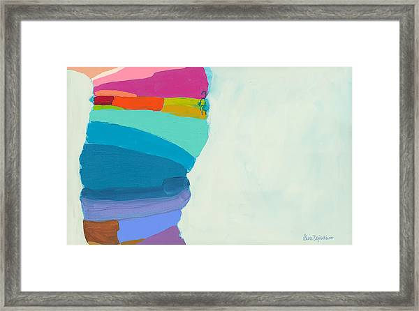 The Right Timing Framed Print