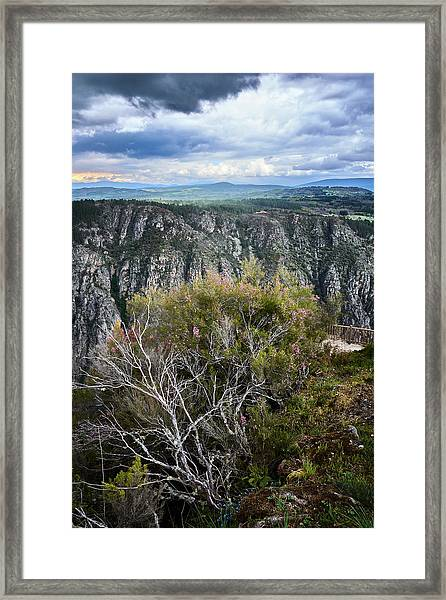 The Sights Of The Sil Framed Print