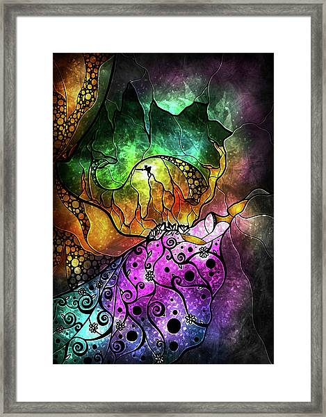 The Sleeping Beauty Framed Print