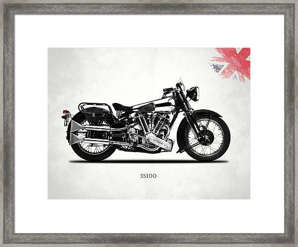 The Ss100 1938 Framed Print