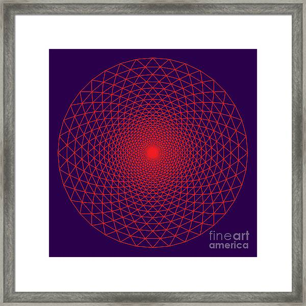 The Thousand Petal Lotus An Important Framed Print by Imagewriter