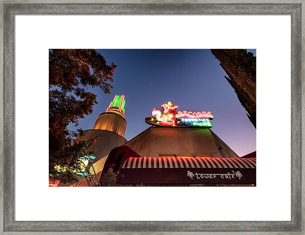 The Tower- Framed Print