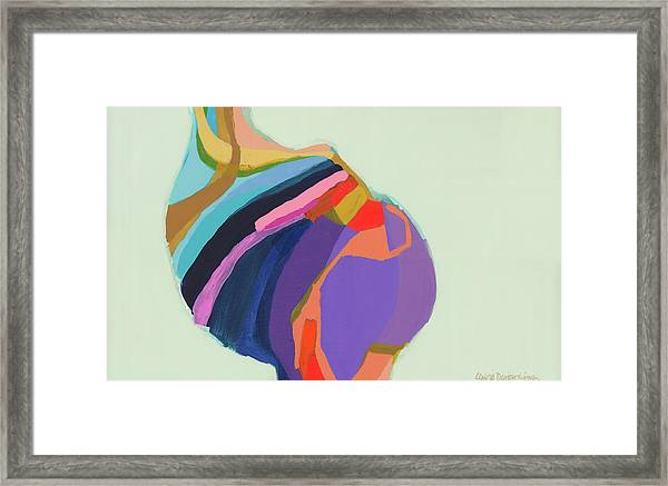 The Waiting Game Framed Print