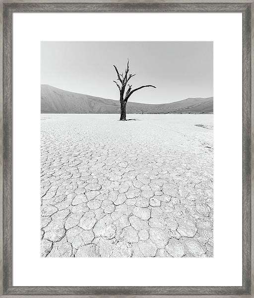 Thirst Framed Print