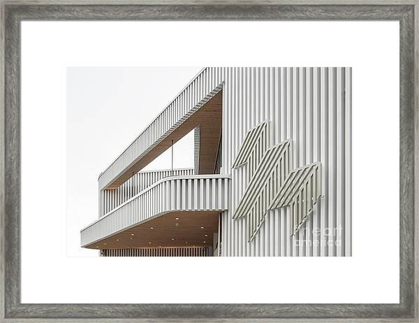 Wood Framed Print by Tapio Koivula