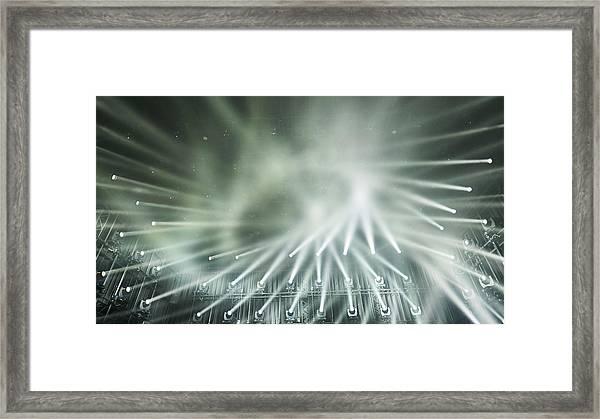 Tokyo Lights IIi Framed Print