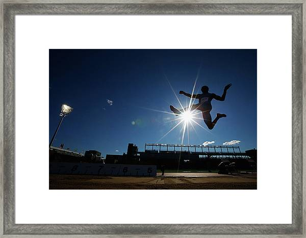 Toronto 2015 Pan Am Games - Day 12 Framed Print