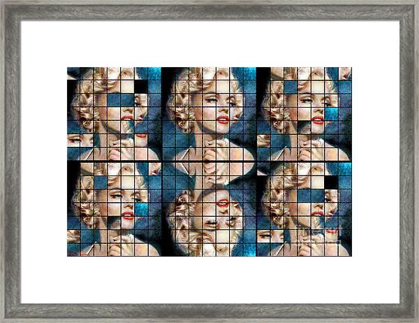 Total-regal Mm 135 Six Framed Print