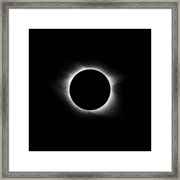 Totality  Framed Print by Christine Buckley
