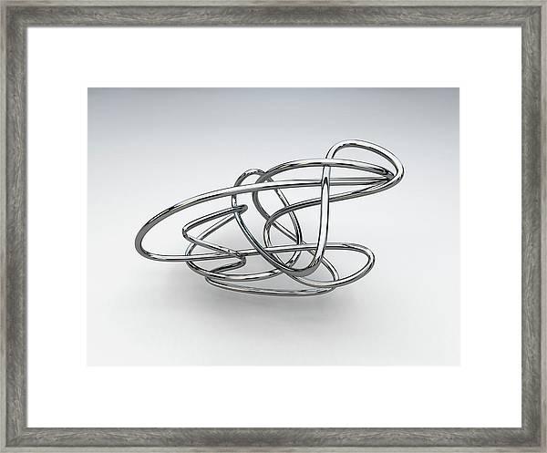 Totally Tubular 3 Framed Print