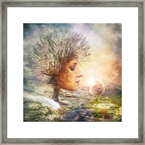 Treasure Framed Print