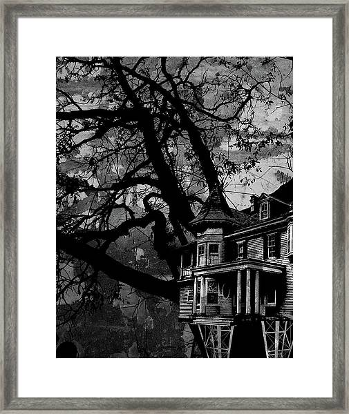 Treehouse IIi Framed Print