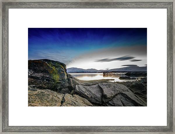 Tromso Framed Print