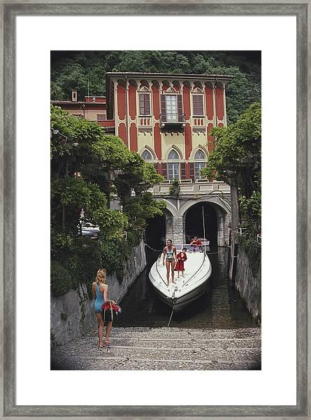 Tullio Abbate Framed Print