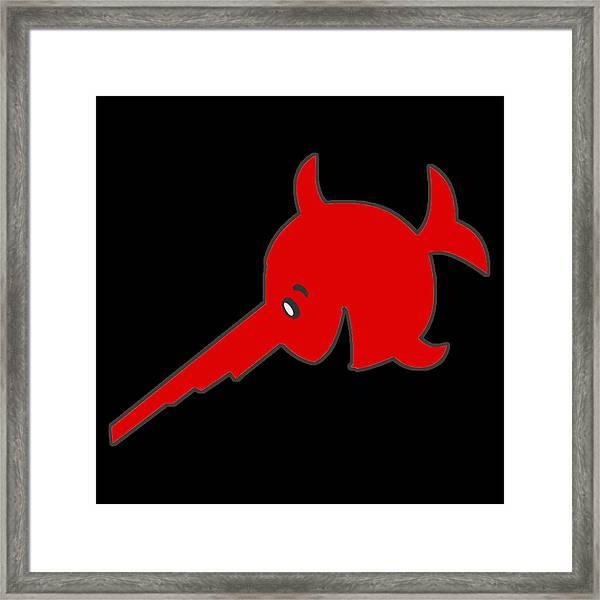 Uboat Swordfish Framed Print