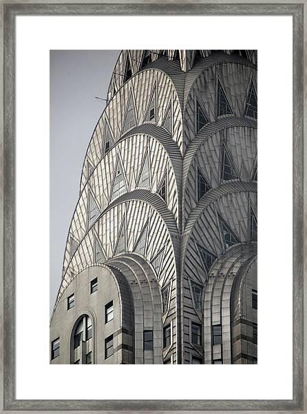 United States, New York City Framed Print