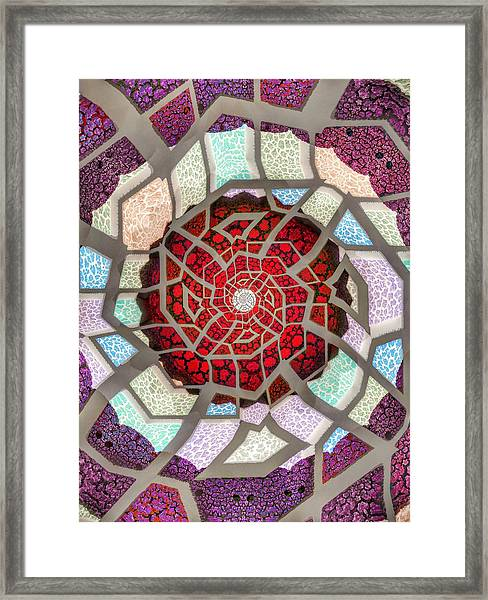 Untitled Meditation Framed Print
