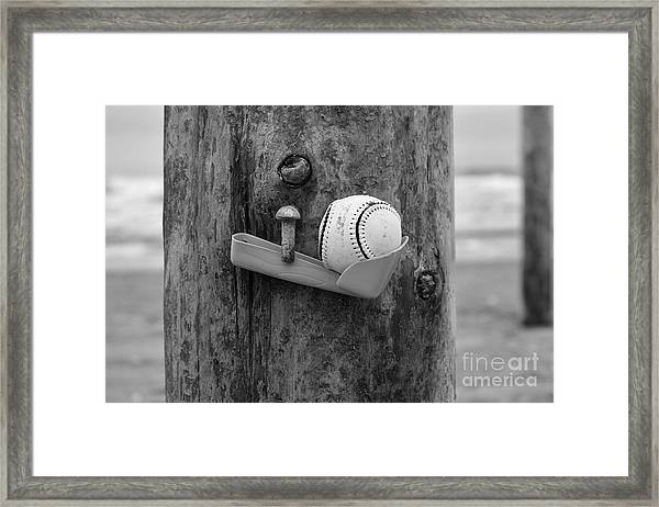 Framed Print featuring the photograph Unusual Elements by Jeni Gray