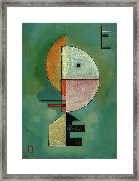Upward - Empor, 1929 Framed Print