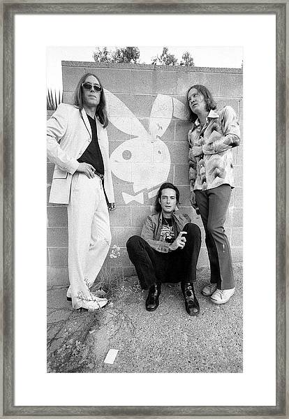 Urge Over Kill La 1995 Framed Print
