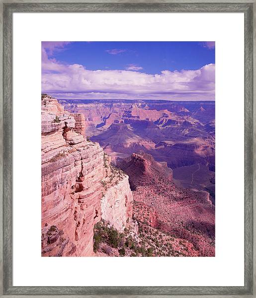 Usa, Arizona, Grand Canyon Framed Print