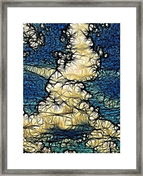 Utopia Parkway Framed Print