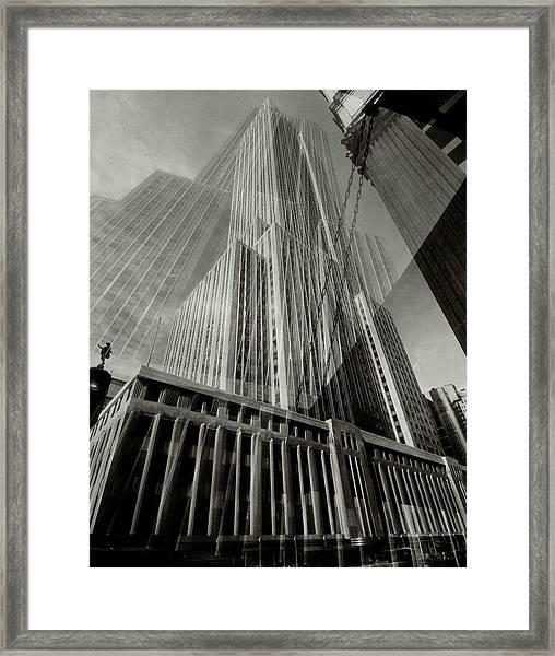 Vanity Fair 1933 Framed Print