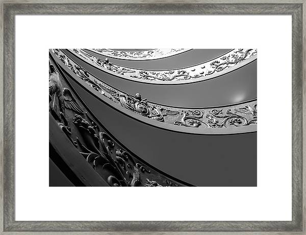 Vatican_museum Framed Print