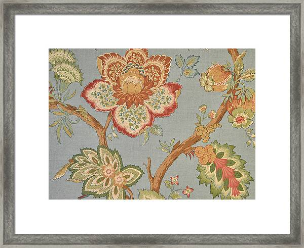 Vintage Paper Art Framed Print by JAMART Photography