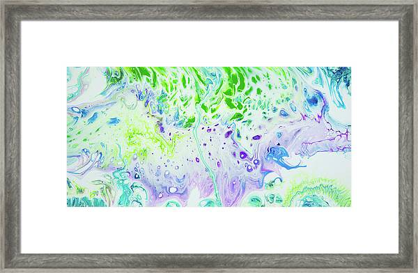 Wailea Beach Framed Print