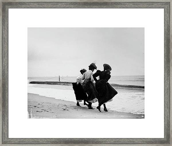 Wallace G. Levison Misc.ruth Framed Print