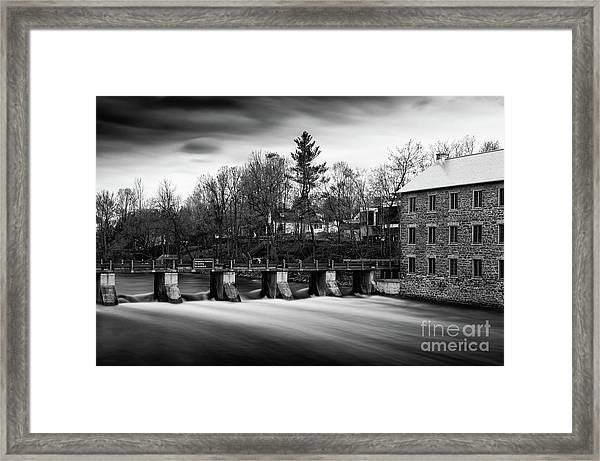 Watson's Mill Framed Print