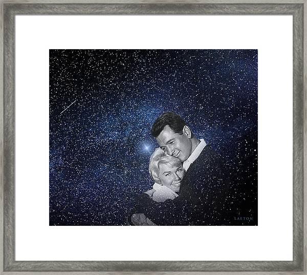 Welcome Home Eunice Framed Print