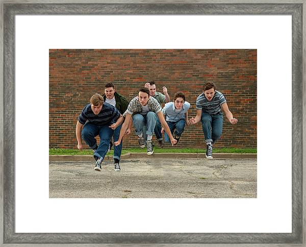 West Side Story 1  Framed Print