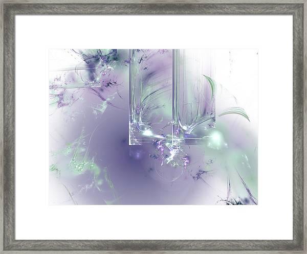 What I Love Framed Print