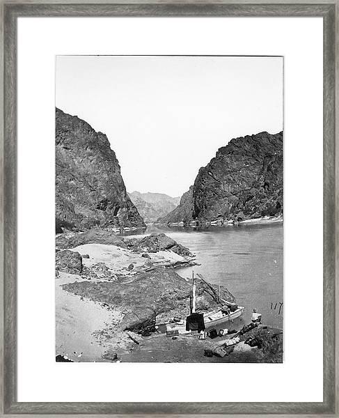 Wheeler Expedition Framed Print