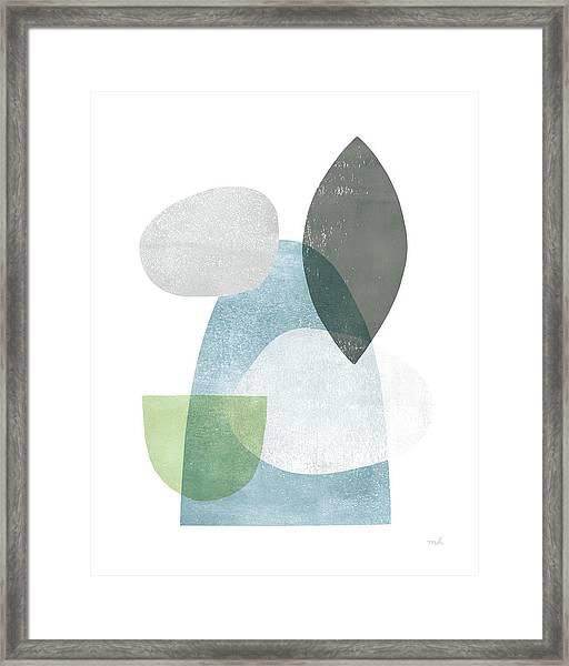 Whispers I Framed Print by Moira Hershey