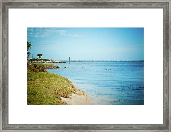 William Bantram Park Framed Print by Sharondipity Photography